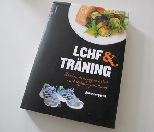 Bok LCHF & träning