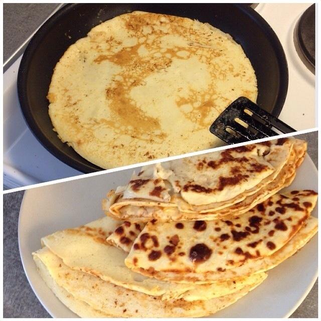 protein frukost